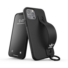 adidas Originals Hand Strap Case FW20 iPhone 12 / iPhone 12 Pro Black