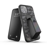 adidas Performance Grip case CAMO FW20 iPhone 12 Pro Max Black