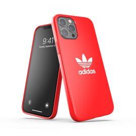 adidas Originals Snap Case Trefoil FW20 iPhone 12 Pro Max Scarlet