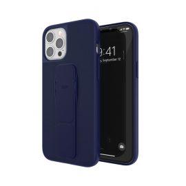 clckr Gripcase Saffiano iPhone 12 Pro Max Navy Blue