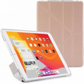 PIPETTO iPad(第7世代)Metallic Origami Case – Rose Gold