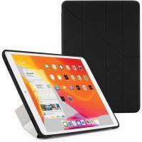 PIPETTO iPad(第7世代)Origami Case - Black