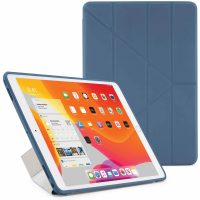 PIPETTO iPad(第7世代)Origami Case - Navy