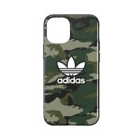 [au+1 Collection Select] adidas Originals SnapCase Camo for iPhone 12 mini Green