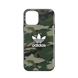 [au+1 Collection Select] adidas Originals SnapCase Camo for iPhone 12 / iPhone 12 Pro Green