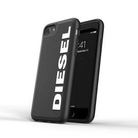 DIESEL Moulded Case Core FW20 iPhone SE(第2世代)Black/White