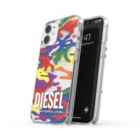 DIESEL +Pride Clear CaseSS21 iPhone 12 mini Colorful