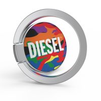 DIESEL Universal Ring Pride Camo SS21 Colorful