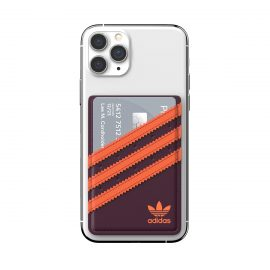 adidas Originals Universal Pocket maroon/orange