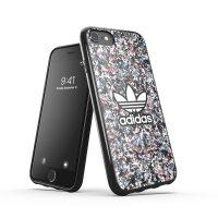 adidas Originals Snap case Belista Flower SS21 for iPhone SE(第2世代) Black/Hazy