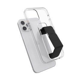 clckr Gripcase Clear iPhone 12 Pro Max Clear/Black