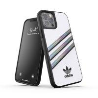 adidas Originals Samba Woman SS21 iPhone 12 / iPhone 12 Pro White/ Holographic
