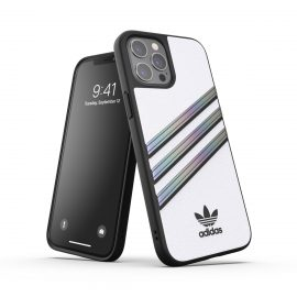adidas Originals Samba Woman SS21 iPhone 12 Pro Max White Holographic