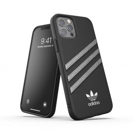 adidas Originals Samba Woman SS21 iPhone 12 / iPhone 12 Pro Black/ Glitter