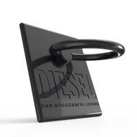 DIESEL Universal Premium Rectangle Ring Gun Metal