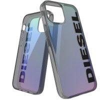DIESEL Snap Case iPhone 13 mini Holographic /Black