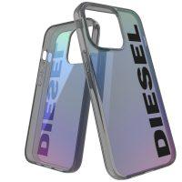 DIESEL Snap Case iPhone 13 Pro Holographic/Black