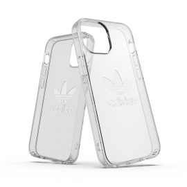 adidas Originals Protective Clear FW21 iPhone 13 mini Clear