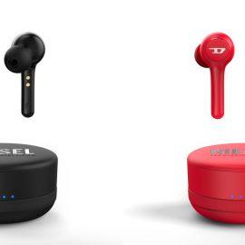 プレミアムカジュアルブランドDIESELの完全ワイヤレスイヤフォン「DIESEL True Wireless Earbuds」(全2色)を、2021年8月12日(木)より販売開始