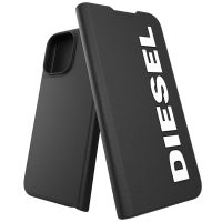 DIESEL Booklet Core iPhone 13 Pro Max Black/White