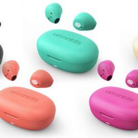 カラフルなカラーを取り揃えた、極小サイズの完全ワイヤレスイヤフォン 「urbanista LISBON」(全5色)を2021年10月21日(木)より販売開始